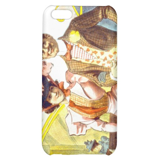 The Bowery Burlesquers, iPhone Speck Case iPhone 5C Case
