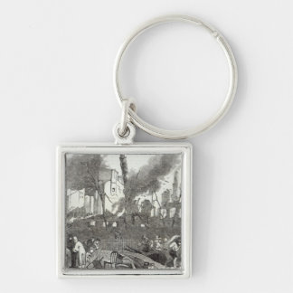 The Bowling-green and Marketfield-street, New Keychain