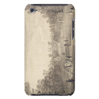 The Bowling Green at Claremont, 1738 (engraving) Case-Mate iPod Touch Case