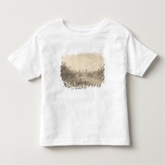 The Bowling Green at Claremont, 1738 (engraving) Toddler T-shirt