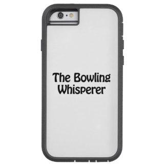 the bowling whisperer tough xtreme iPhone 6 case