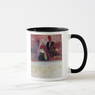 The Box at the Mascaron Dore, 1893 Mug