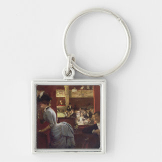 The Box by the Stalls, c.1883 Key Chains