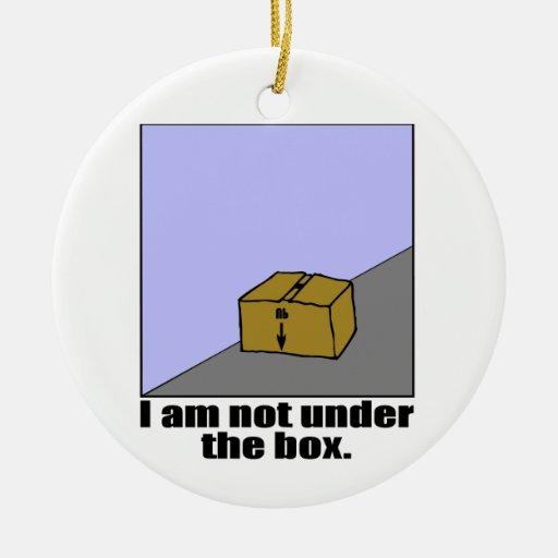 The Box! Ornament
