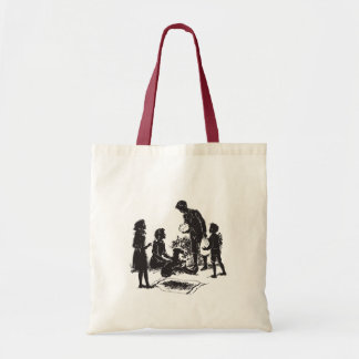 The Boxcar Children: Henry Has Two Surprises Tote Bag