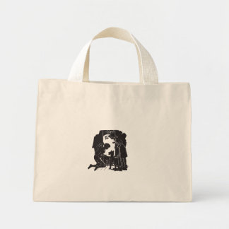 The Boxcar Children: Peek at the Moon Mini Tote Bag