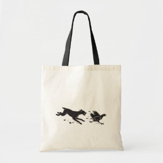The Boxcar Children: Watch Chases a Chicken Tote Bag