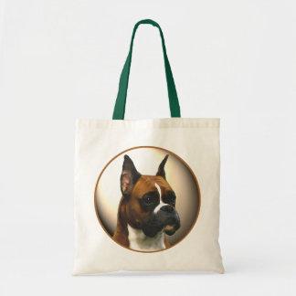 The Boxer Dog Tote Bag