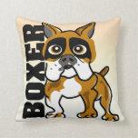 The Boxer Pillow