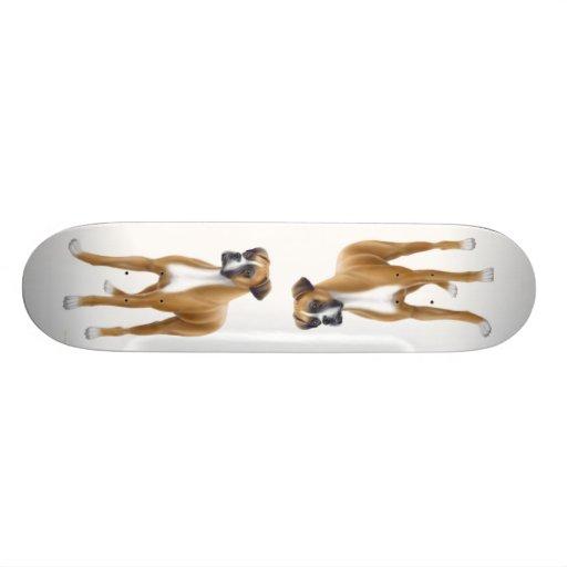 The Boxer Skateboard