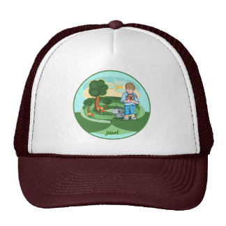 The Boy And His Dog - kids hat