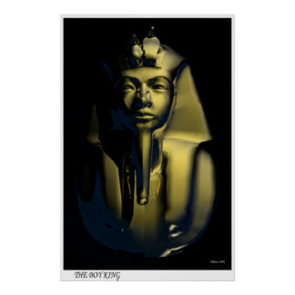 The Boy King Poster