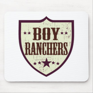 The Boy Ranchers Alter Mouse Pad