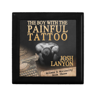 The Boy With The Painful Tattoo keepsake box