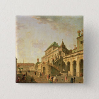 The Boyar's Ground in the Moscow Kremlin, 1801 Button