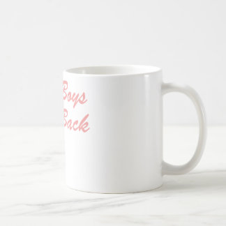 The Boys Are Back! Coffee Mug