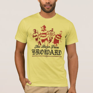The Boys From Broward T-Shirt