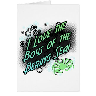 The Boys of the Bering Sea Card