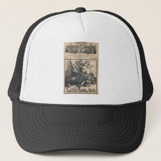 The Boys Star Library  No. 188 Lightning Joe Trucker Hat
