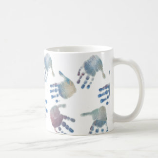 The Boys Were Here !!! Coffee Mug