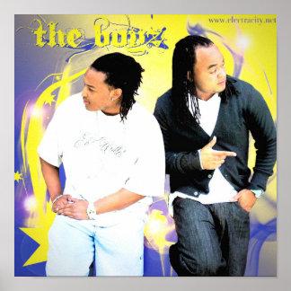 The Boyz & Jesus! Poster