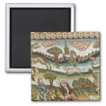 The Bradford Table Carpet Refrigerator Magnets