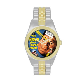 The Brain from Planet Arous Wristwatches