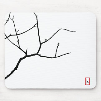 The Branch by Leslie Peppers Mousepad