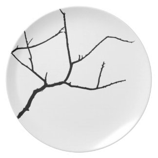 The Branch by Leslie Peppers Dinner Plates