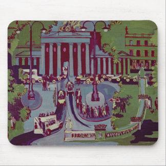 The Brandenburg Gate, Berlin, 1929 Mouse Pad