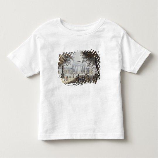The Brandenburg Gate, Berlin Toddler T-shirt