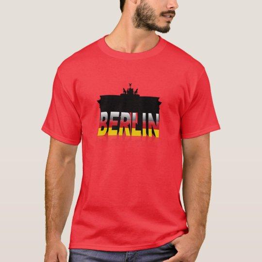 The Brandenburg Gate in Berlin (Germany) T-Shirt