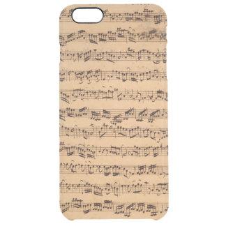 The Brandenburger Concertos, No.5 D-Dur, 1721 Clear iPhone 6 Plus Case