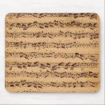 "The Brandenburger Concertos, No.5 D-Dur, 1721 Mouse Pad<br><div class=""desc"">The Brandenburger Concertos,  No.5 D-Dur,  1721 | by Johann Sebastian Bach | Art Location: Staatsbibliothek,  Berlin,  Germany | German Artist | Image Collection Number: XPH308425</div>"