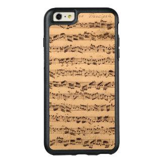 The Brandenburger Concertos, No.5 D-Dur, 1721 OtterBox iPhone 6/6s Plus Case