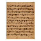 The Brandenburger Concertos, No.5 D-Dur, 1721 Poster