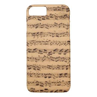 The Brandenburger Concertos, No.5 iPhone 8/7 Case