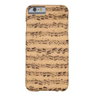 The Brandenburger Concertos No 5 iPhone 6 Case