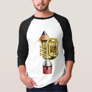 The Brass Band Stubbie T-Shirt