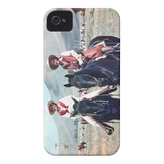The Brass Sisters Case-Mate iPhone 4 Case