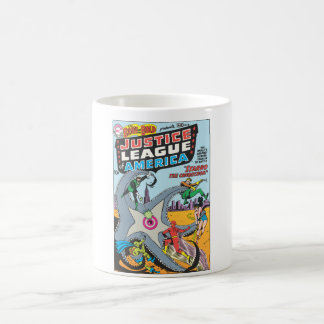The Brave and The Bold Issue #28 - Mar Classic White Coffee Mug