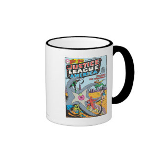 The Brave and The Bold Issue #28 - Mar Ringer Coffee Mug