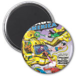 The Brave and The Bold Issue #29 - May 2 Inch Round Magnet