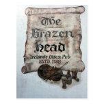 The Brazen Head pub, Dublin, Ireland Post Card