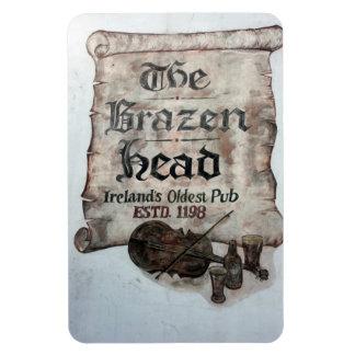 The Brazen Head pub, Dublin, Ireland Rectangular Photo Magnet