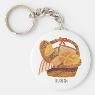 The Breads Keychain
