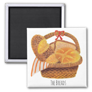 The Breads Magnet