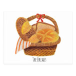 The Breads Postcard