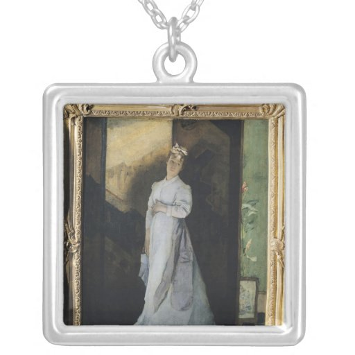 The Break-Up Letter, c.1867 Personalized Necklace