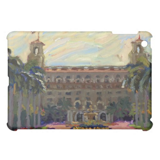 The Breakers iPad cover